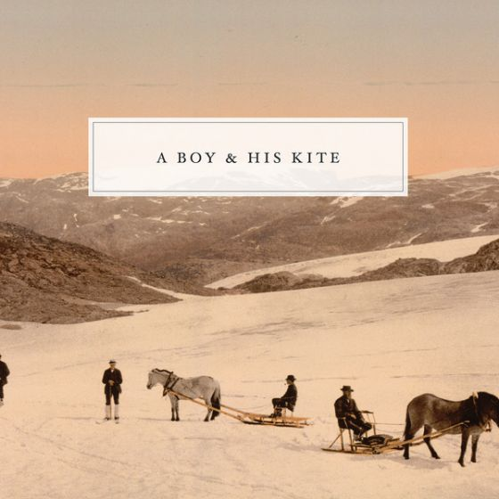 A Boy And His Kite