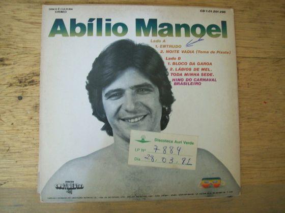 Abílio Manoel