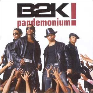 Capa do álbum Pandemonium