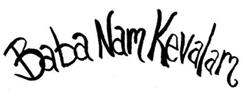 Baba Nam Kevalam