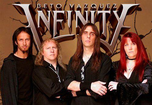 Beto Vazquez Infinity