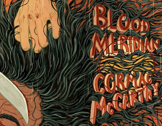 violence in blood meridian