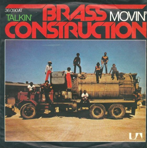 Brass Construction - Movin'