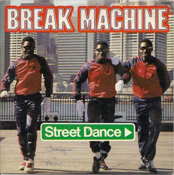 Break Machine