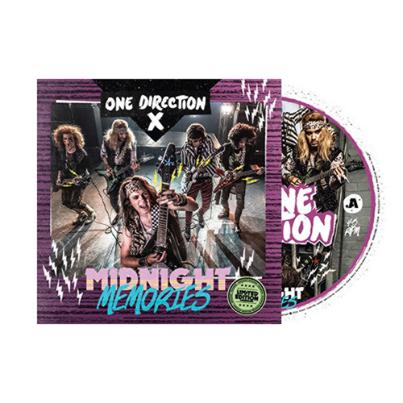 """One Direction anuncia edição especial e limitada de """"Midnight Memories"""""""