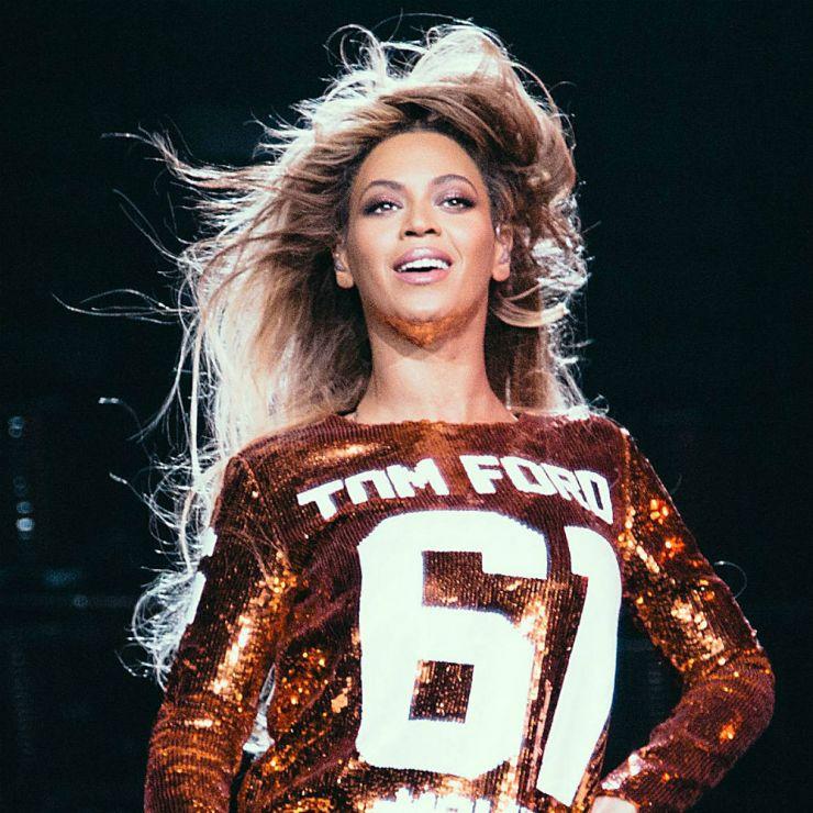 Beyoncé Tom Ford