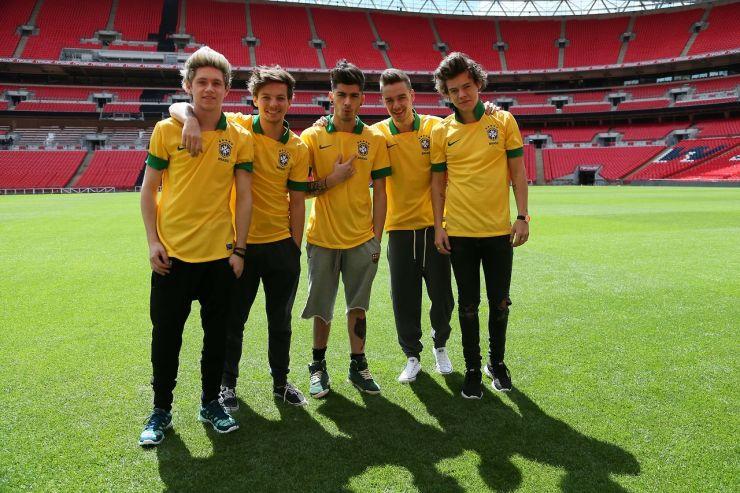 Show do One Direction no Rio de Janeiro muda de lugar