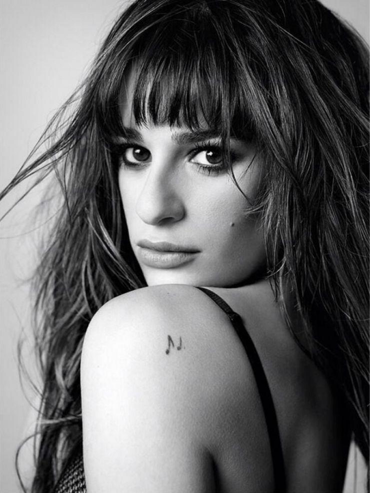 Lea Michele divulga prévia do segundo clipe