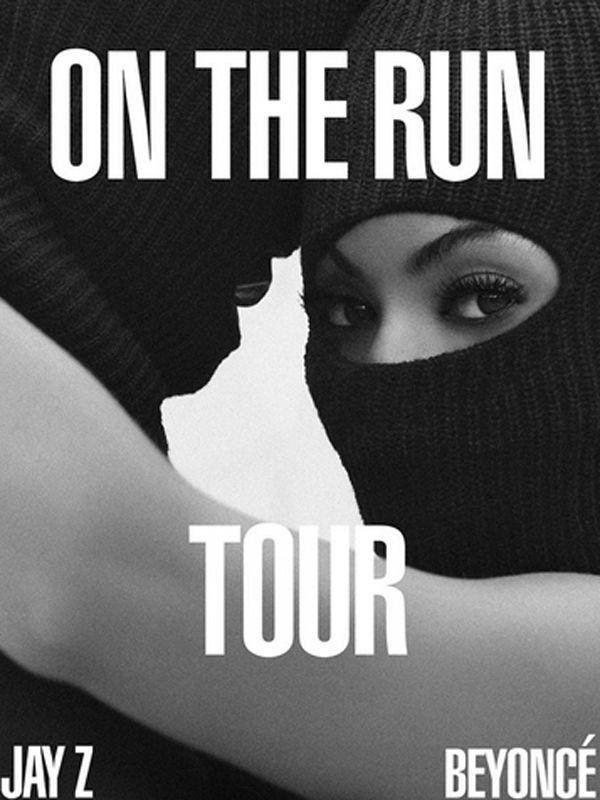 Beyoncé e Jay Z promovem trailer da sua turnê