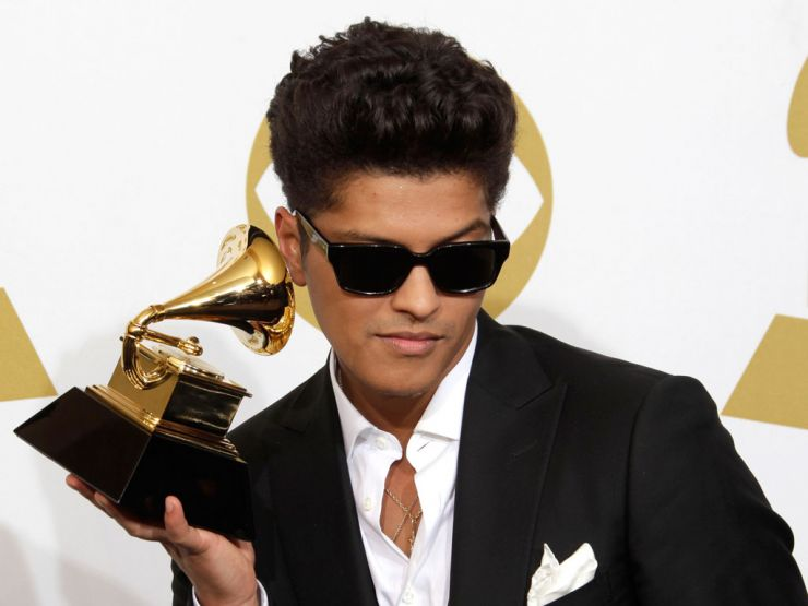 Bruno Mars voltará ao Brasil