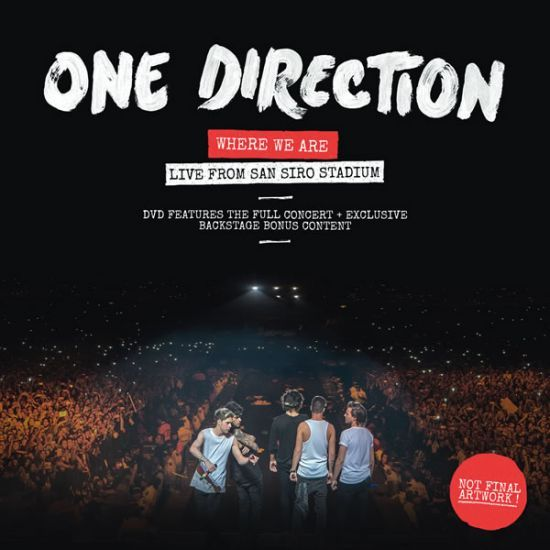 One Direction vai lançar novo DVD