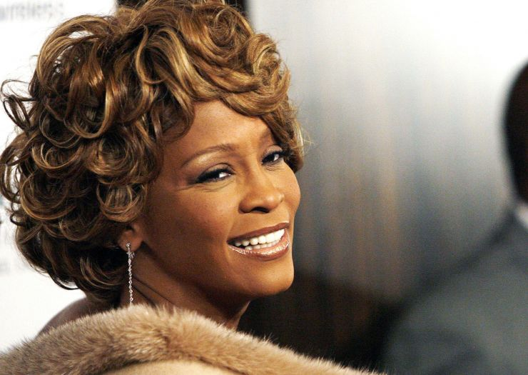 Whitney Houston vai ser tema de filme para TV