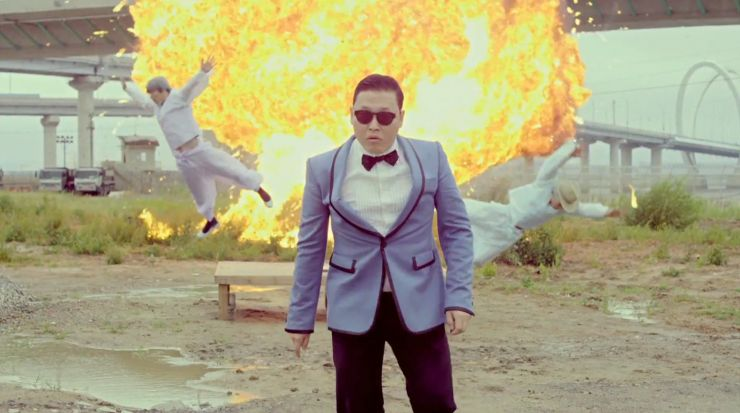 """Clipe da música """"Gangnam Style"""" supera 2 bilhões de visualizações"""