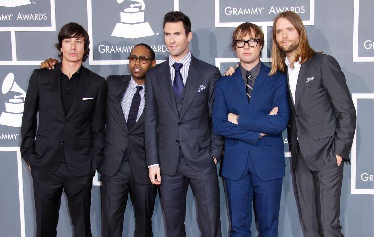 Maroon 5 confirma lançamento de novo single