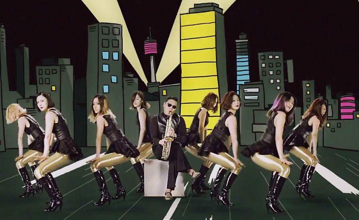 """Psy lança novo clipe. Confira vídeo da música """"Hangover"""""""