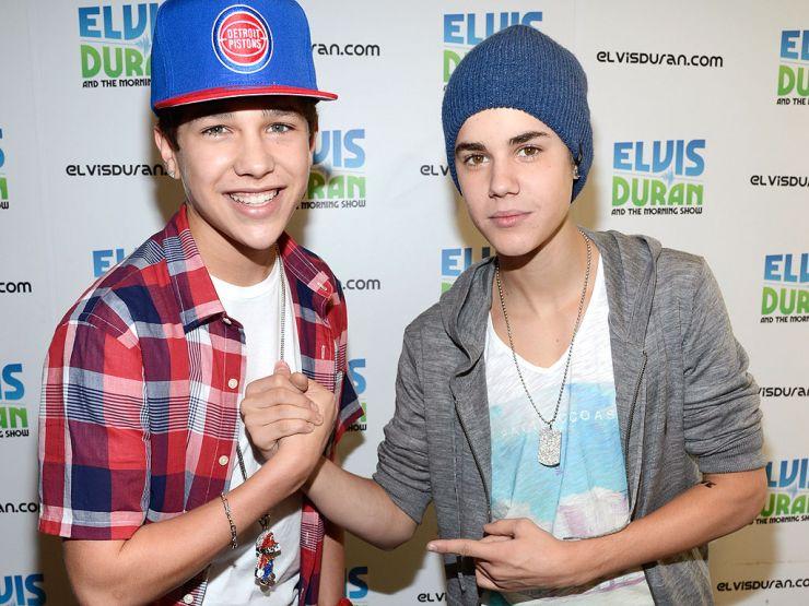 """Austin Mahone diz que comparação com Justin Bieber é """"ofensiva"""""""