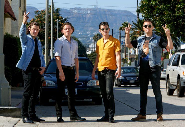 Confira o novo clipe da banda Arctic Monkeys