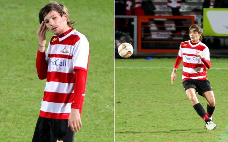 Cantor da banda One Direction compra time de futebol