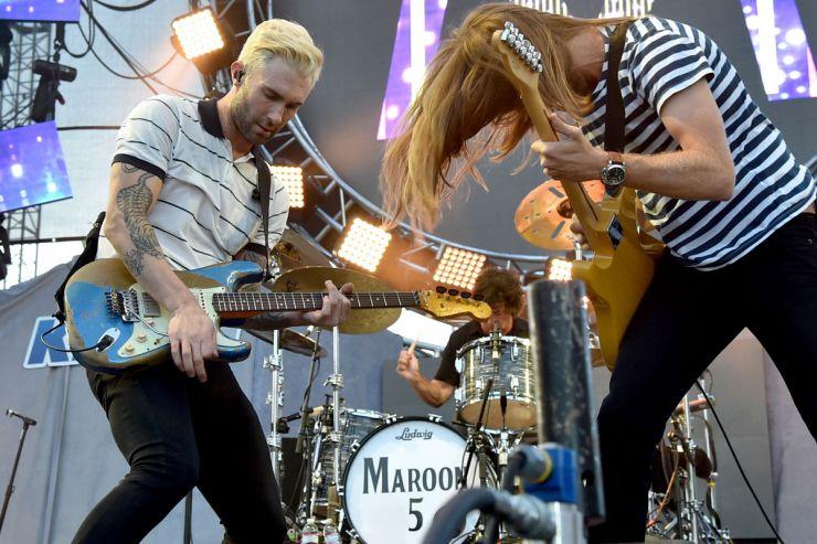 """Maroon 5 lança clipe da música """"Maps"""""""
