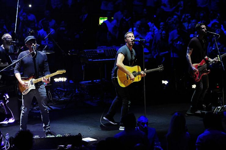 Ouça o show completo de Coldplay no Royal Albert Hall