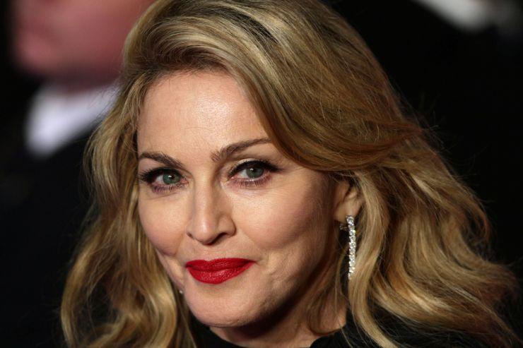 Madonna é convocada por júri mas acaba sendo liberada