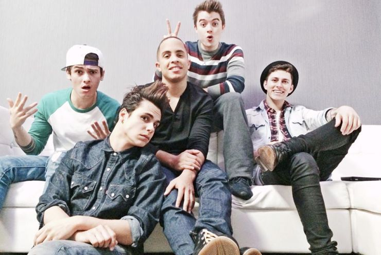 "Boyband ""Midnight Red"" confirma shows em SP e Brasília"