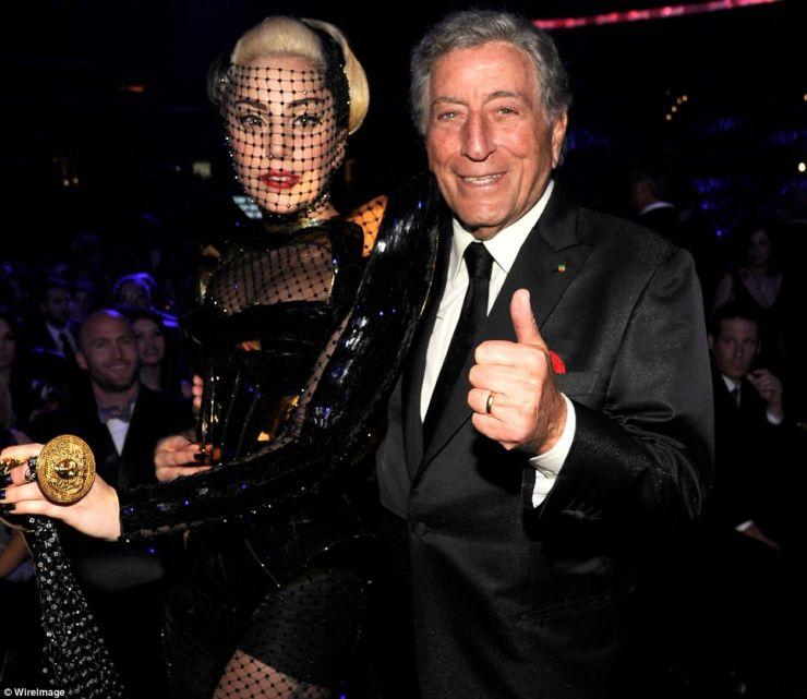 Lady Gaga divulga mais uma canção com Tony Bennett