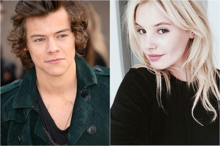 Modelo afirma estar namorando integrante do One Direction