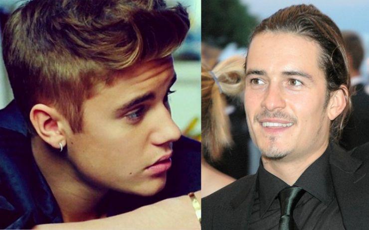 Justin Bieber teria sido agredido por Orlando Bloom