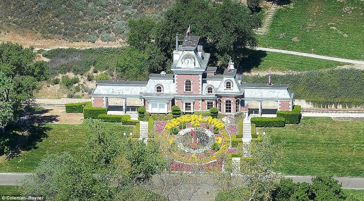 Rancho Terra do Nunca deve ser vendido
