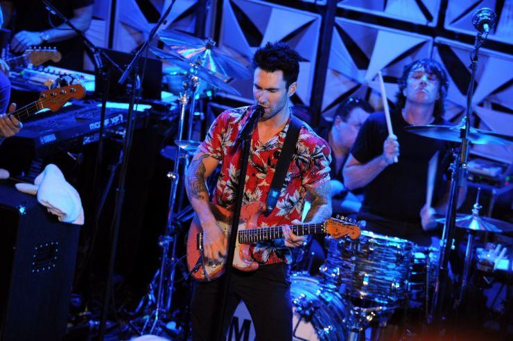 Maroon 5 confirma sua participação no VMA 2014