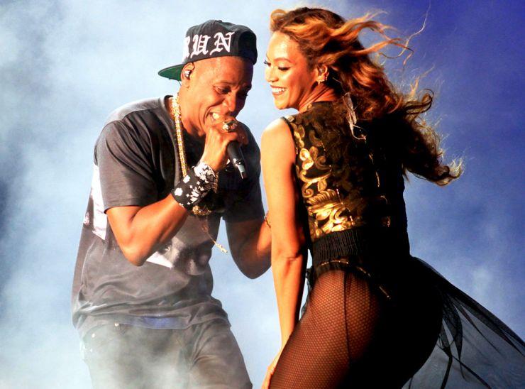 Turnê de Beyoncé e Jay-Z teria arrecadado mais de US$ 100 milhões