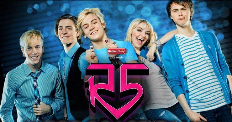 Banda R5 confirma shows em SP e RJ