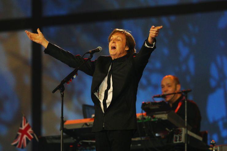 Paul McCartney realiza apresentação histórica no Candlestick Park