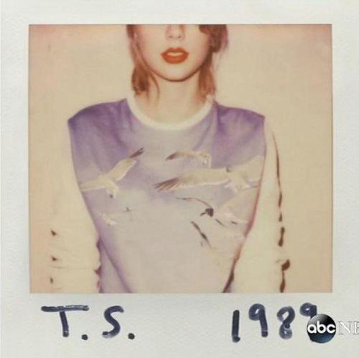 Taylor Swift anuncia data de lançamento do próximo disco