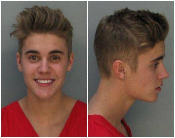 Justin Bieber é preso novamente no Canadá