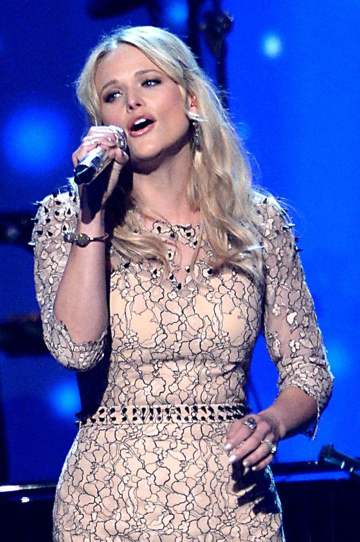 Miranda Lambert lidera indicações ao CMA