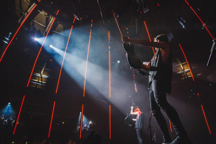 Assista o show completo da banda 5 Seconds Of Summer no iTunes Festival