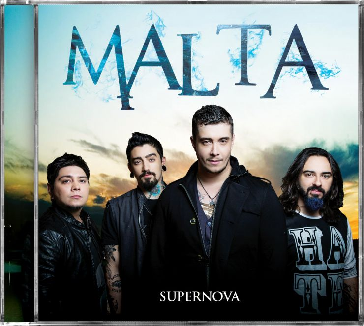 Banda Malta lança o seu disco de estreia