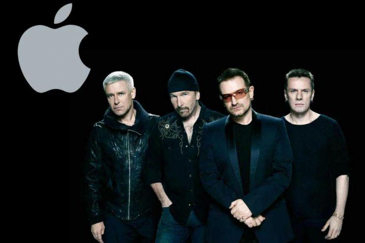 Apple disponibiliza novo CD do U2 de surpresa para seus usuários