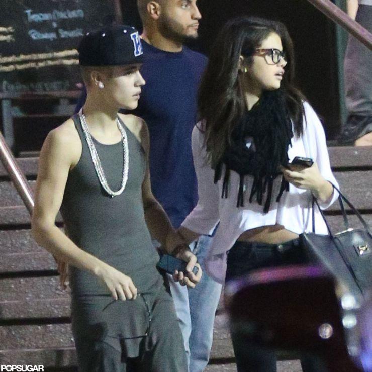 Justin Bieber confirma volta com Selena Gomez
