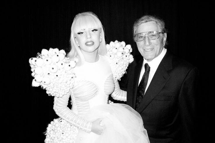 Ouça nova música da parceria entre Lady Gaga e Tony Bennett