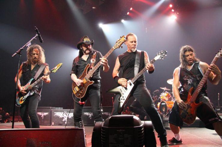 Metallica vai disponibilizar áudios de todos os shows feitos em 2014