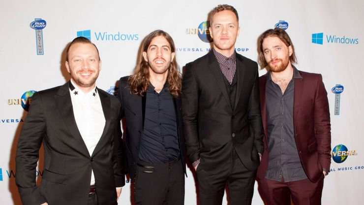 Imagine Dragons lança música exclusiva para game on-line