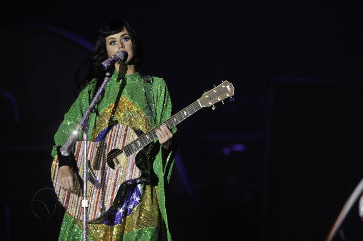 Katy Perry está confirmada para o Rock in Rio de 2015