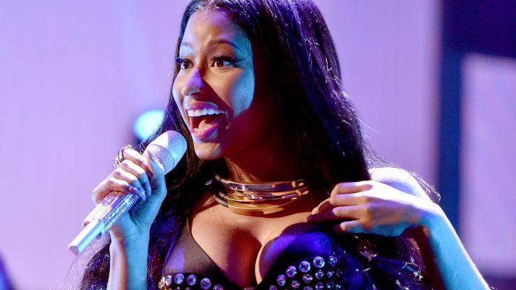 Nicky Minaj confirma que será apresentadora do EMA 2014