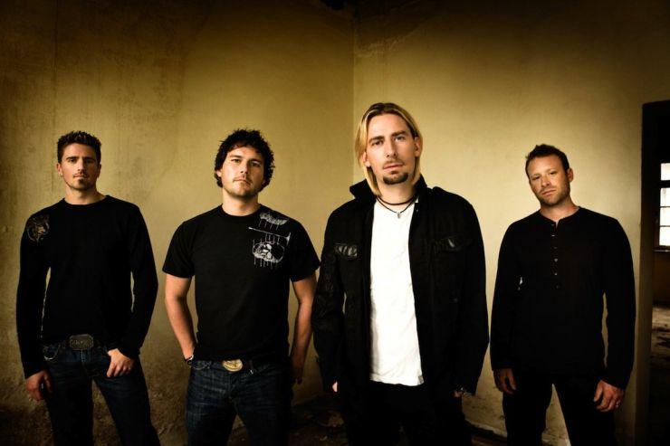 Campanha tenta arrecadar dinheiro show da banda Nickelback