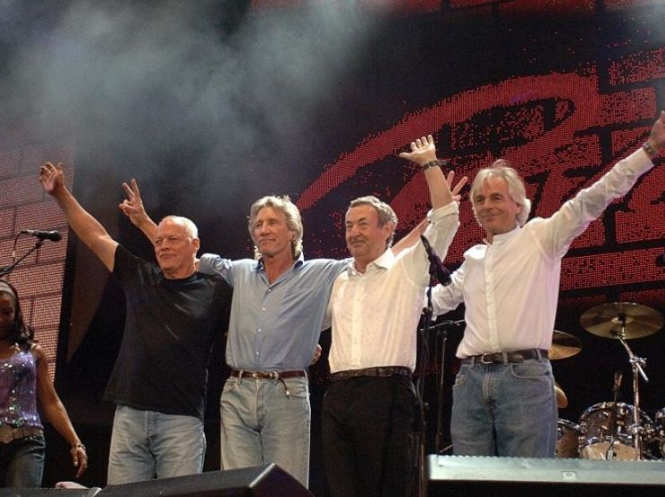 Pink Floyd anuncia final de carreira