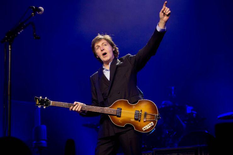 Paul McCartney confirma shows em três cidades do Brasil