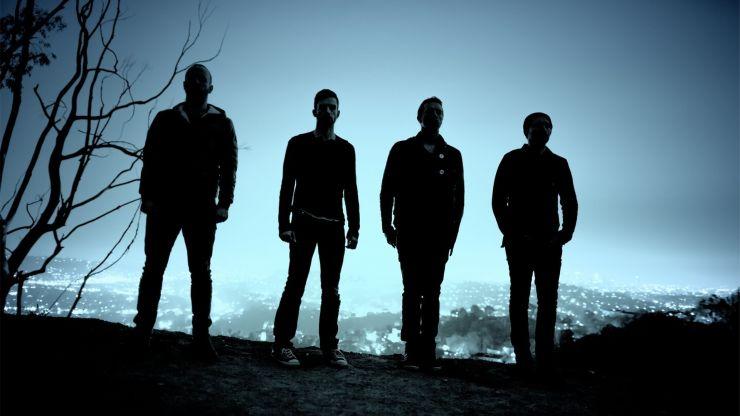 Coldplay prepara álbum ao vivo e filme